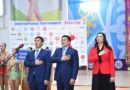 Шымкентте көркем гимнастикадан халықаралық турнир өтіп жатыр