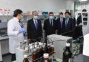 Қасым-Жомарт Тоқаев Ұлттық биотехнология орталығына барды